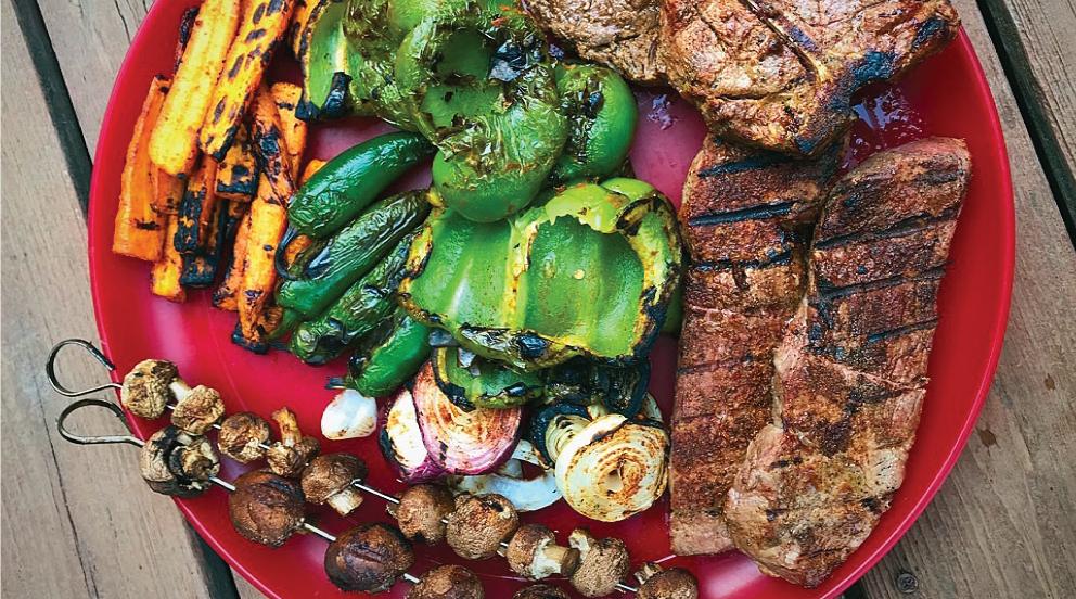 Grilled Fajita Medley