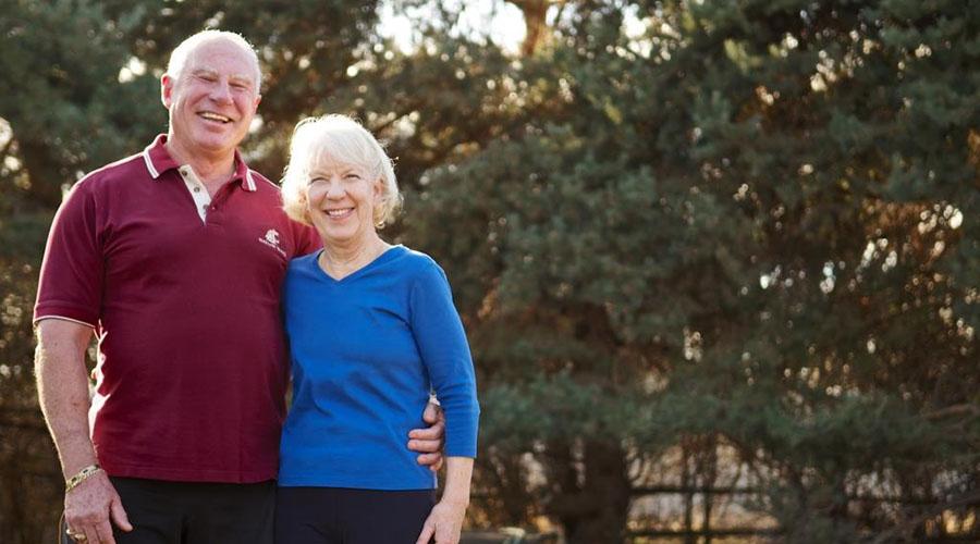 Jim & Pam Daly