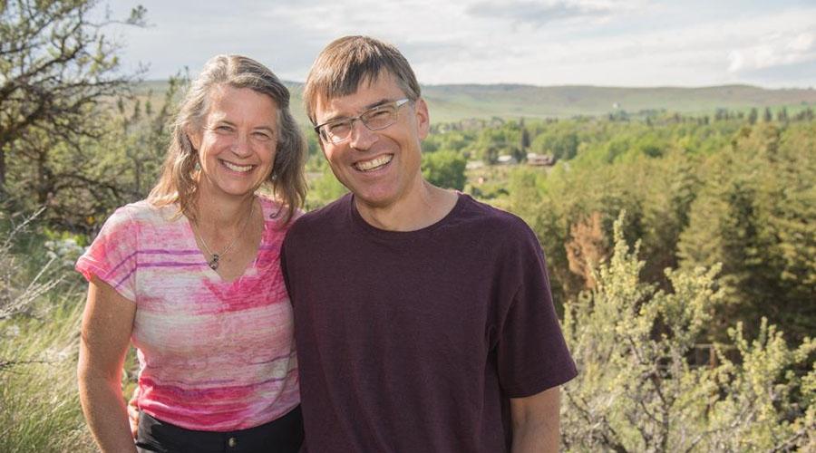 John & Anne Merrill-Steskal